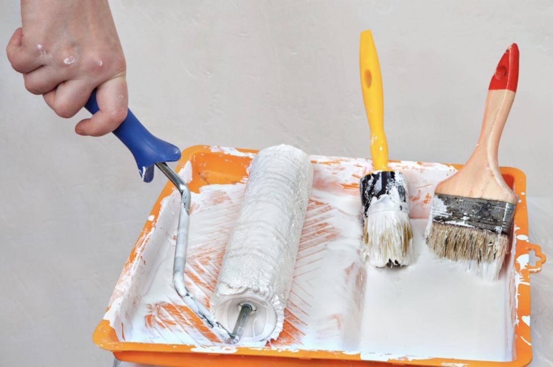 节约六千美金,如何DIY室内油漆