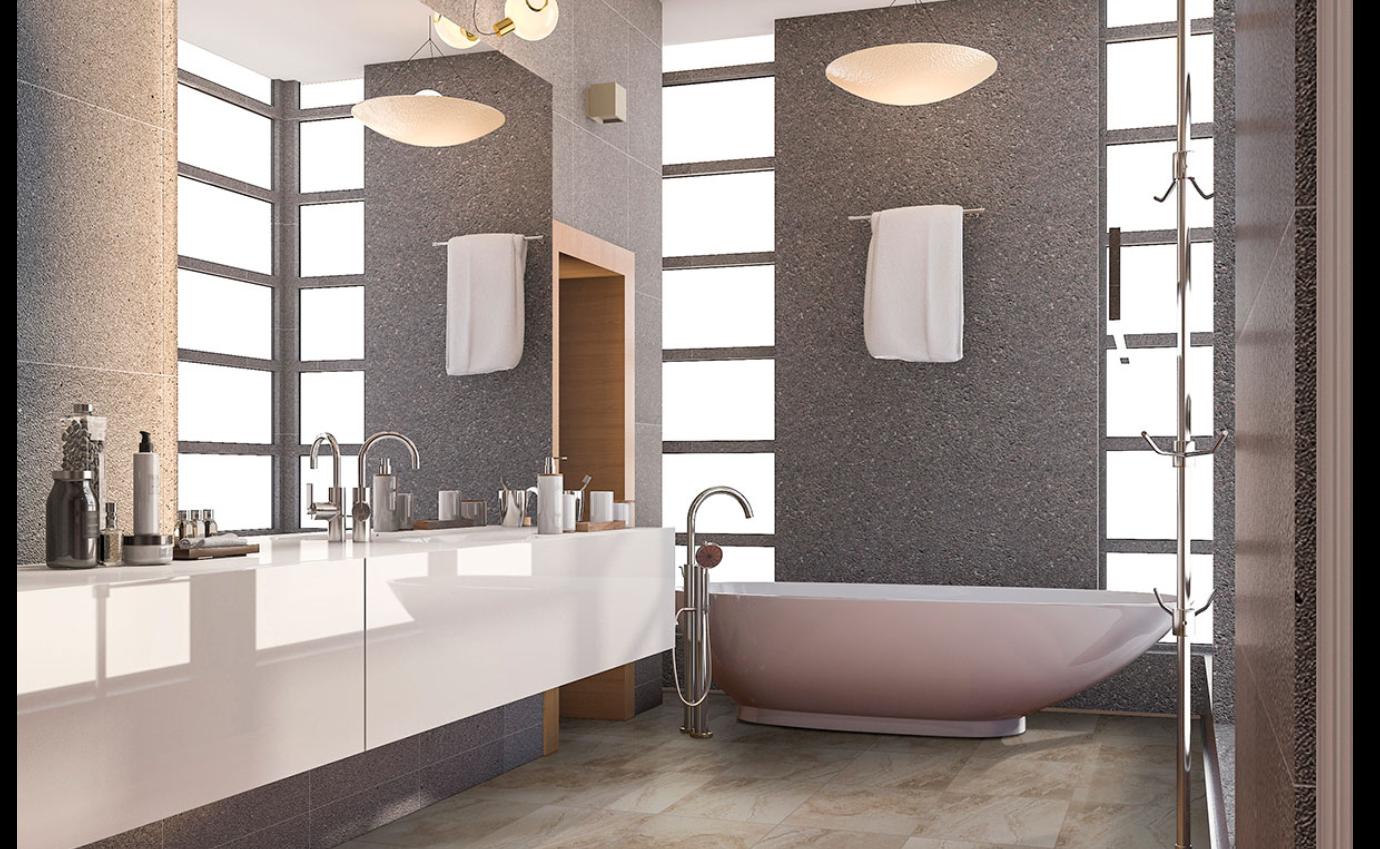 如何选择浴室瓷砖