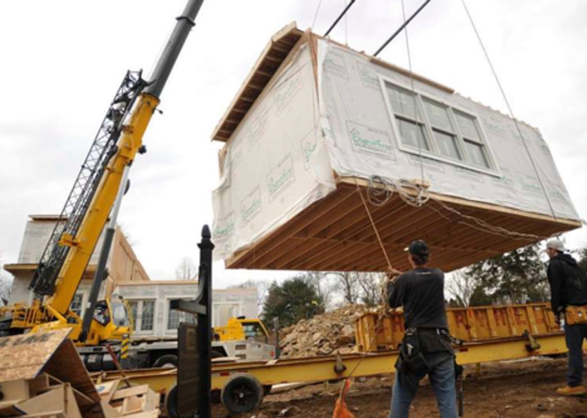 WHAT ARE MODULAR HOMES? ARE THEY MADE FOR DETACHED ADU?