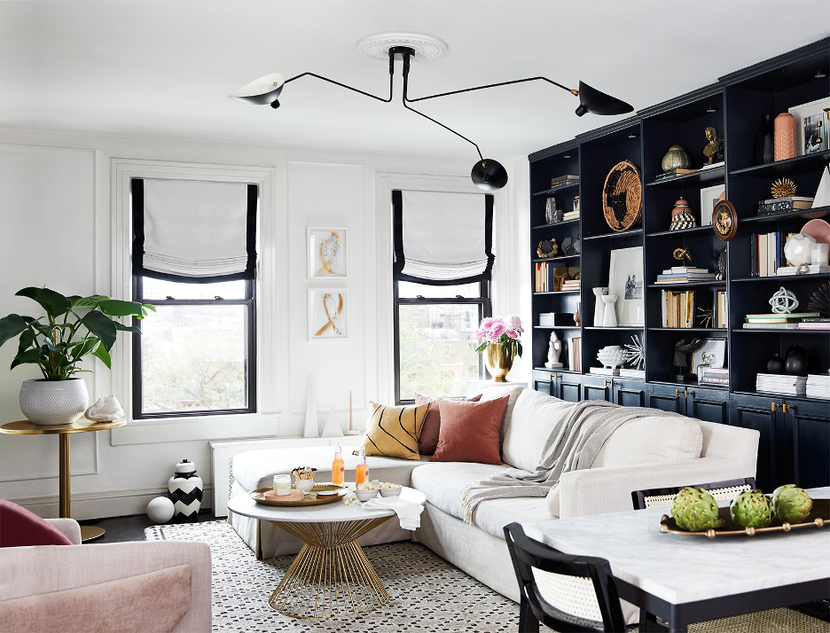 HOW EXPERTS DOUBLE THEIR HOME SPACE BESIDES HANGING A MIRROR