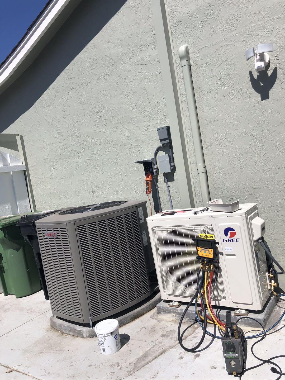 格力WiFi分体热泵空调 包工包料包税包机器包简电